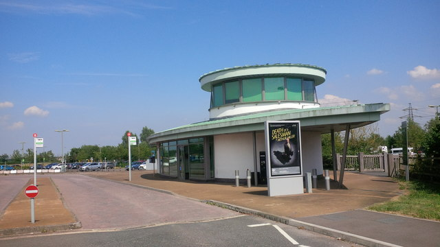 Water Eaton Park and Ride terminal