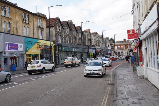 Gloucester Road shops