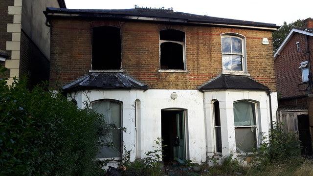 House in Brownlow Road, London N11