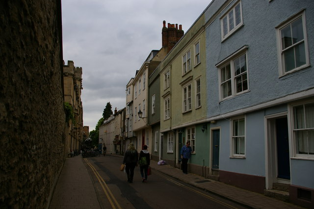 Ship Street, Oxford