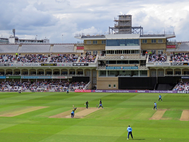 Trent Bridge: on the way to a T20 hundred