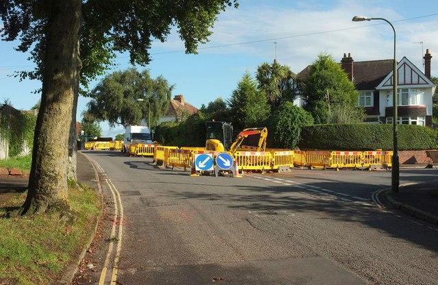Barriers, Shiphay Lane