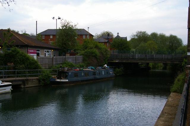 Sheepwash Channel, Oxford
