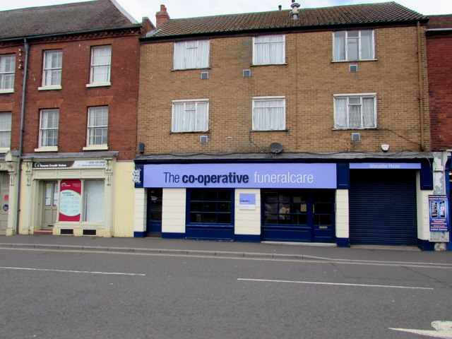 The Co-operative Funeralcare in Worcester