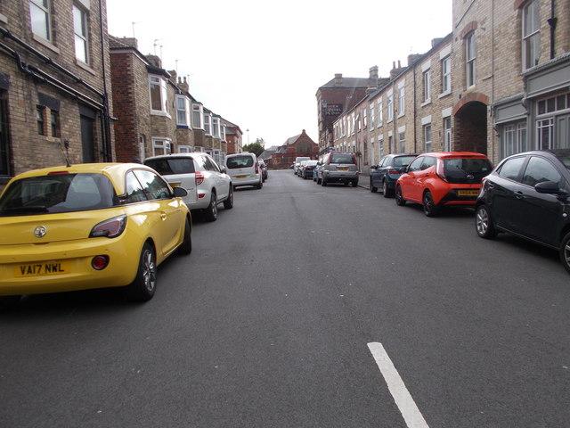 Stanhope Street - Dundas Street East