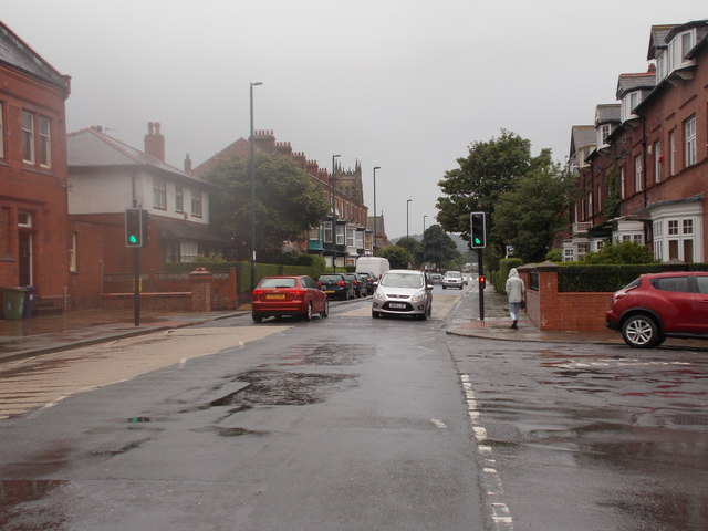 Windsor Road - viewed from Station Road