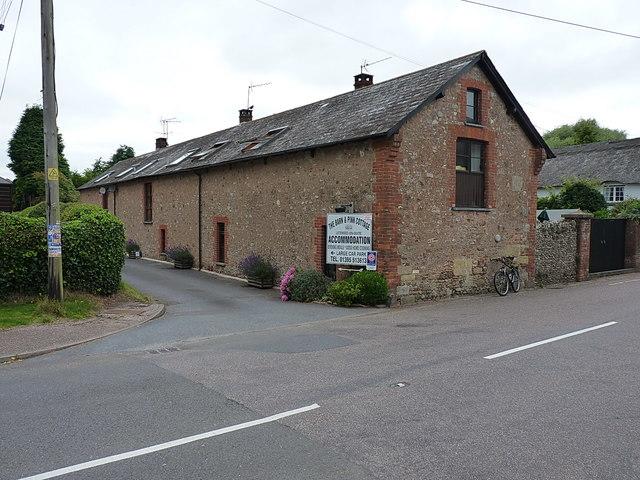 Barn at Bowd Court