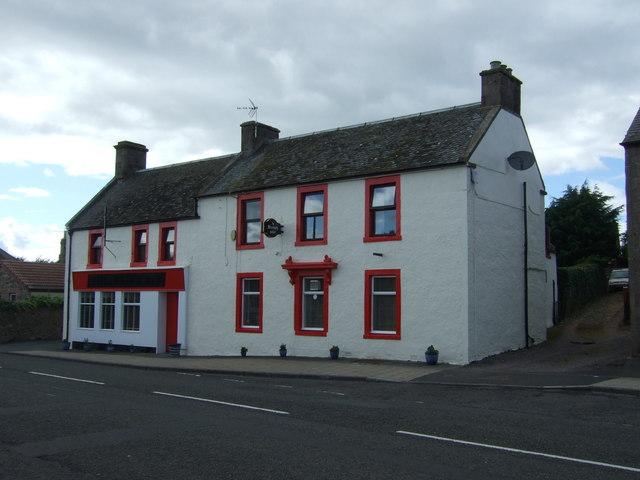 The Red Lion Inn, Chirnside