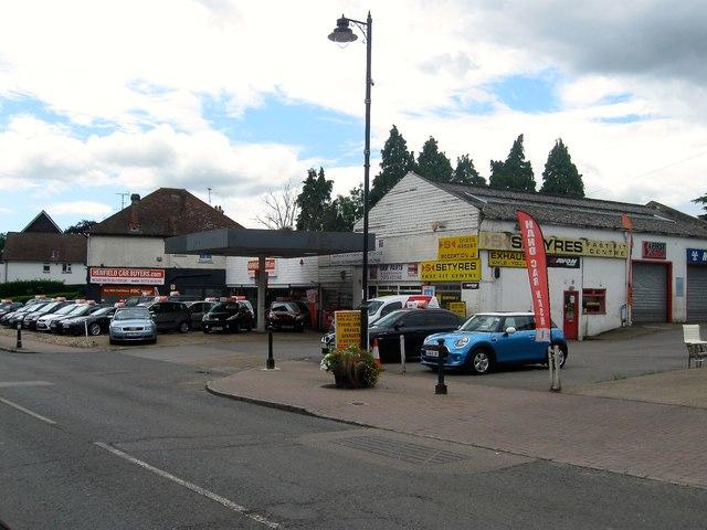 SET Tyres, High Street, Henfield