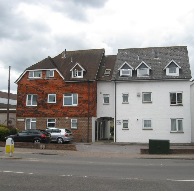 The Green, Golden Square, Henfield