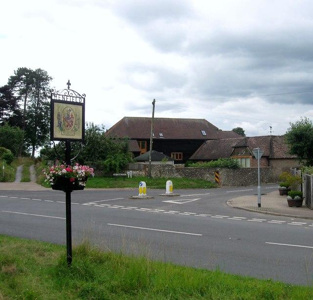 Barn House, Barrow Hill, Henfield