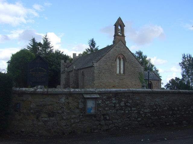 Foulden and Mordington Parish Church