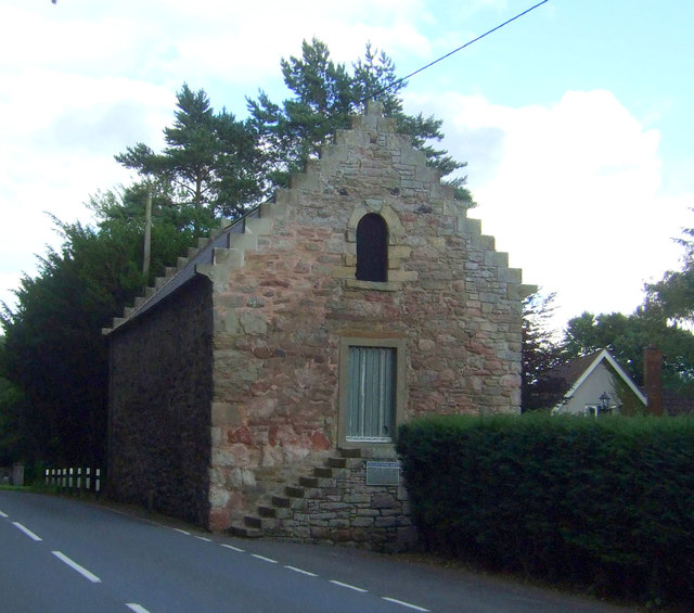 Tithe Barn at Foulden