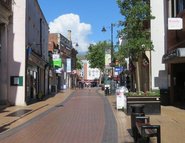 Winchester Street - Basingstoke