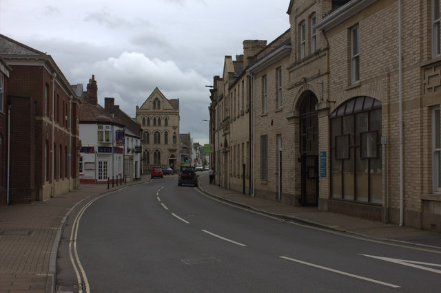 Castle Street, Barnstaple