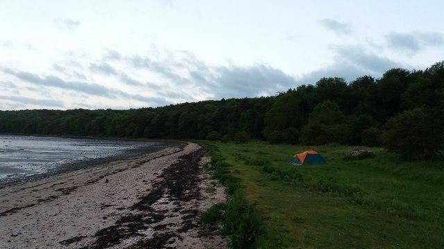 Beach at Blackness