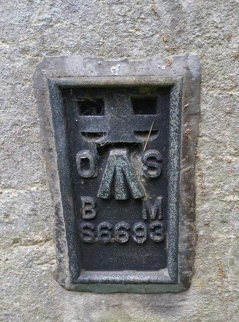 Ordnance Survey Flush Bracket (S6693)