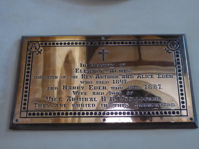 St Mary, Ticehurst: memorial (3)