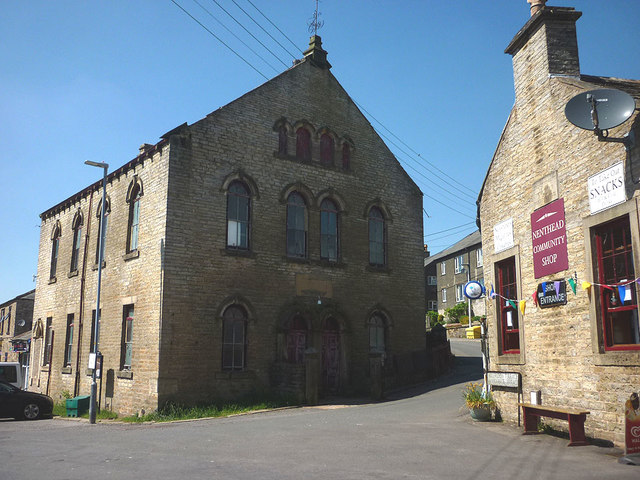 Nenthead Chapel and Community Shop