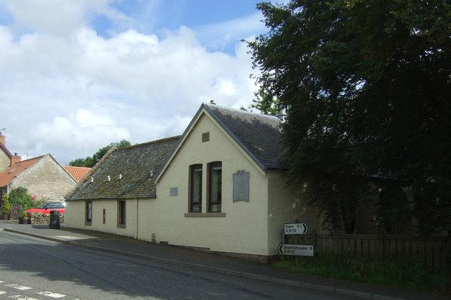 Village Hall, Preston