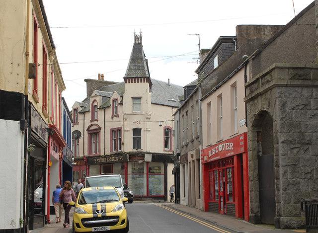 Hanover Street, Stranraer