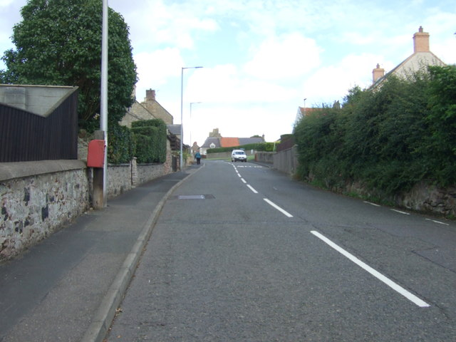 Main Street West End, Chirnside