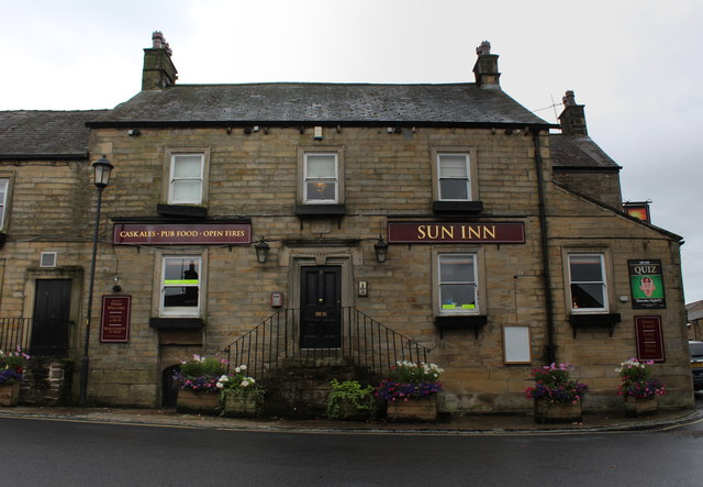 Sun Inn, Chipping