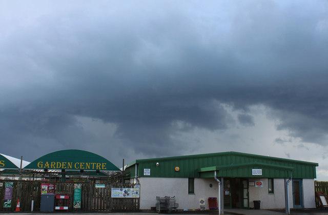 Black Sky over Craigiemains, Ballantrae