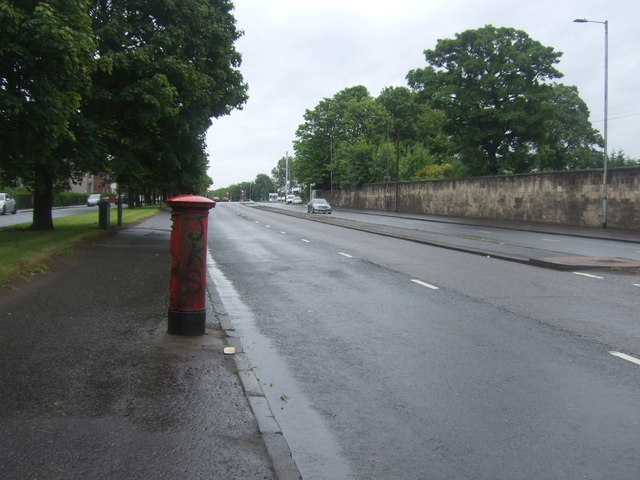 London Road, Braidfauld