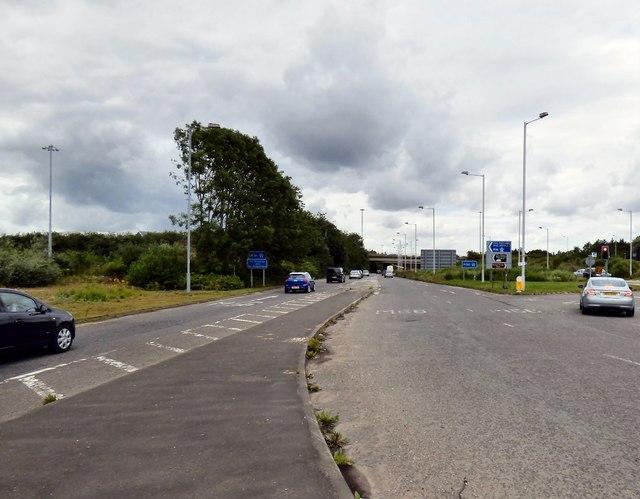 M56 Airport Spur