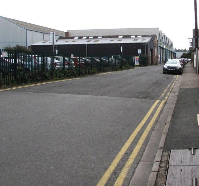 Padmore Street, Worcester