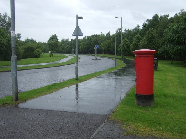 Oakridge Road, Coatbridge