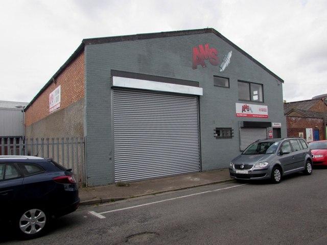 AMS Garages Ltd, Padmore Street, Worcester