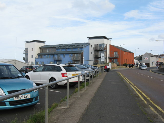 Apartments at Seahouses