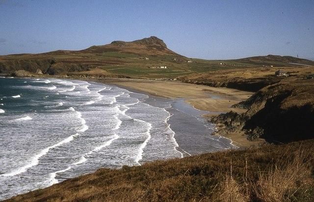 Whitesands Bay/Porth Mawr