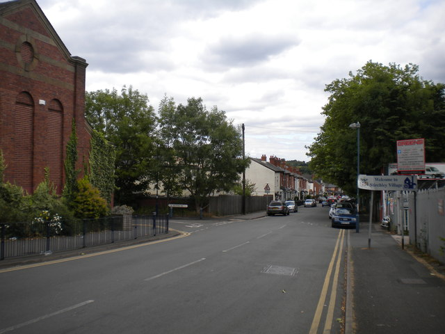 Mary Vale Road, Stirchley