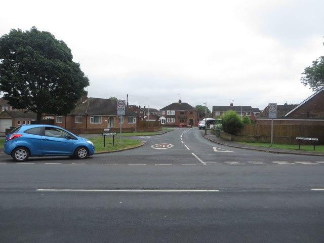 Southfield Drive, Beverley