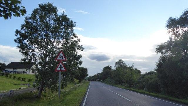 A82 at Aonachan