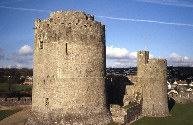 William Marshal's Great Tower, Pembroke Castle