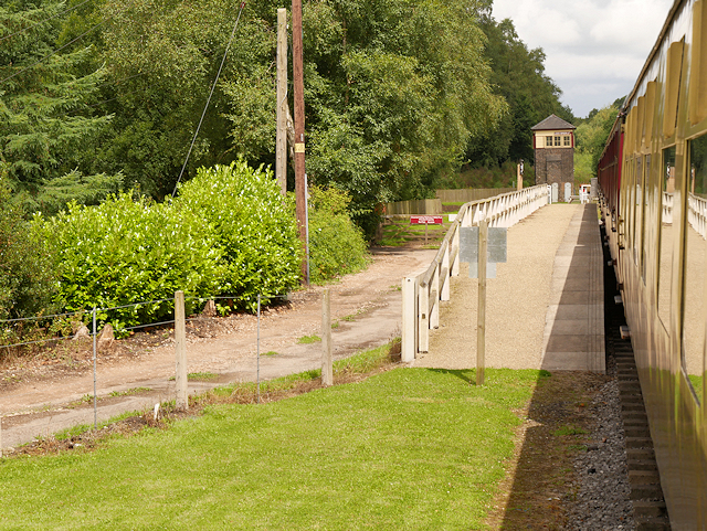 Leekbrook Junction, Churnet Valley Railway