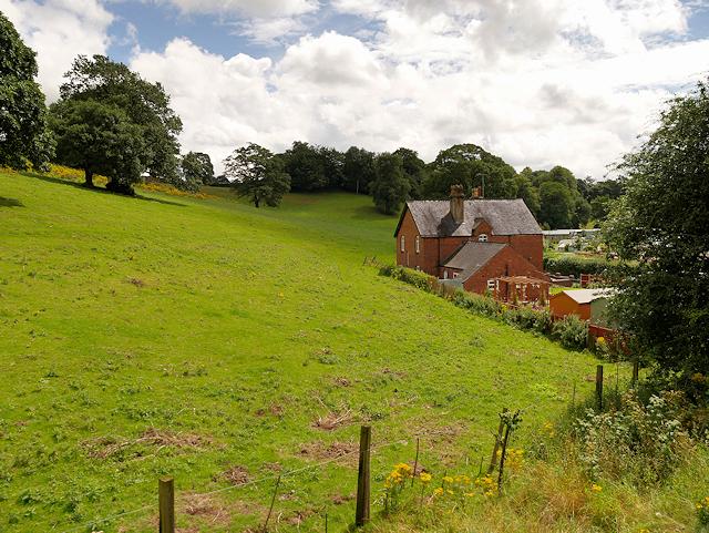 Moorland North of Cheddleton