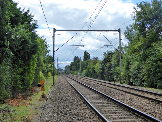 Southend Victoria line
