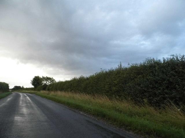 Aldbourne Road north of Aldbourne