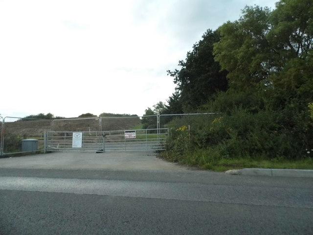 Field by Tull Way, Henwick
