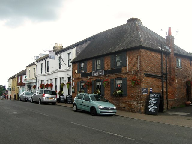 The George Hotel, High Street, Henfield