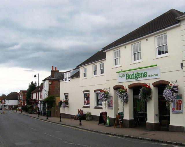 Budgens, High Street, Henfield