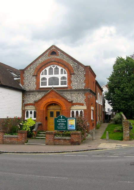 Evangelical Free Church, High Street, Henfield