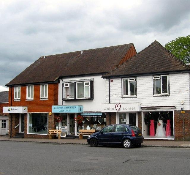 Aleys, High Street, Henfield