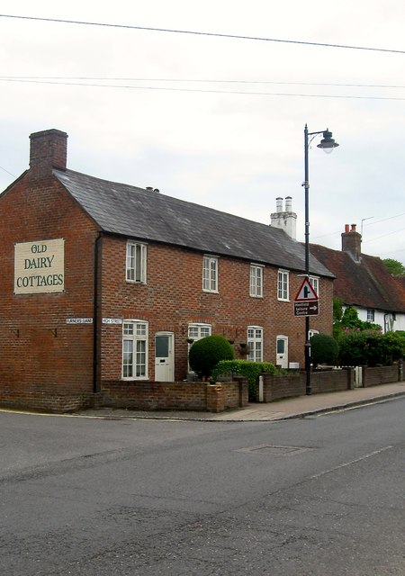 Old Dairy Cottages, High Street, Henfield