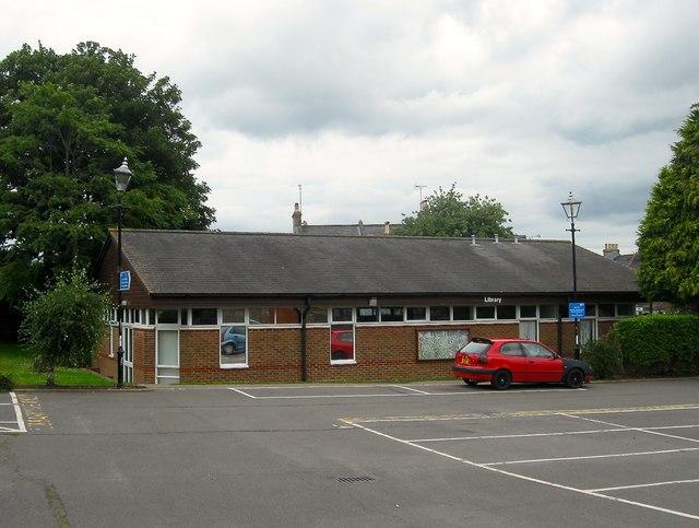 Henfield Library, High Street, Henfield